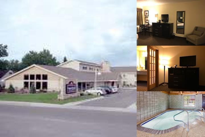 Americinn by Wyndham Hotel & Suites Long Lake photo collage