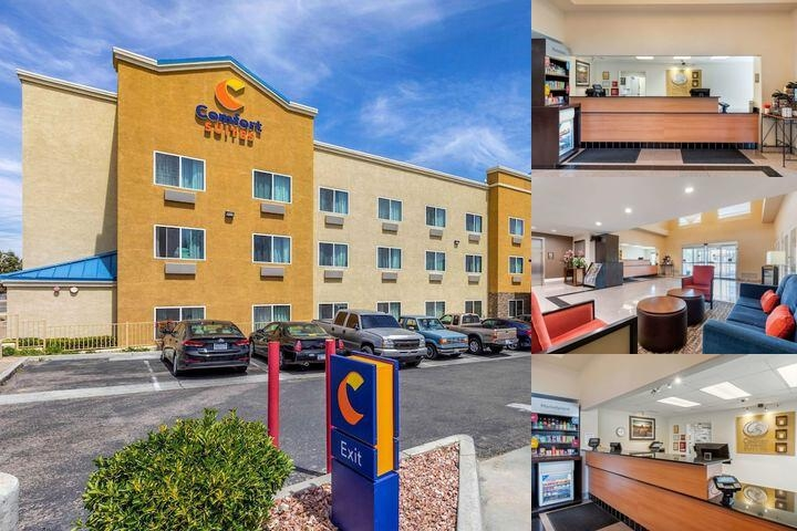 Comfort Suites Victorville photo collage