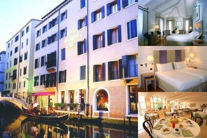 Starhotels Splendid Venice photo collage