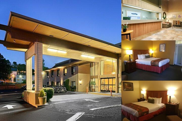 Best Western Plus Sonora Oaks Hotel photo collage