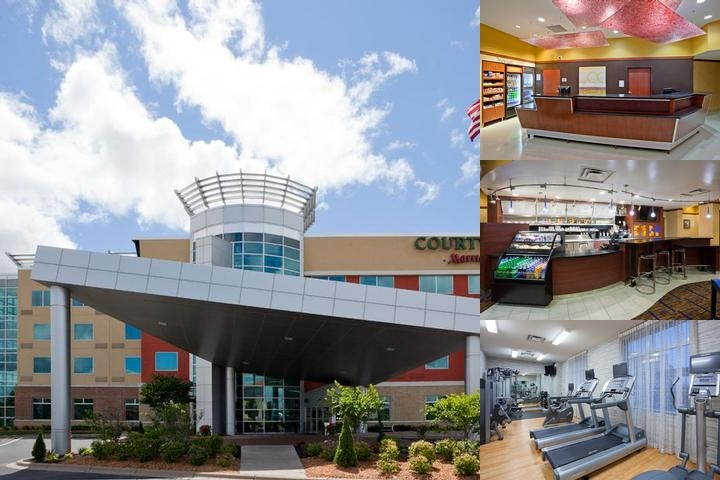 Courtyard by Marriott Maple Grove / Arbor Lakes photo collage