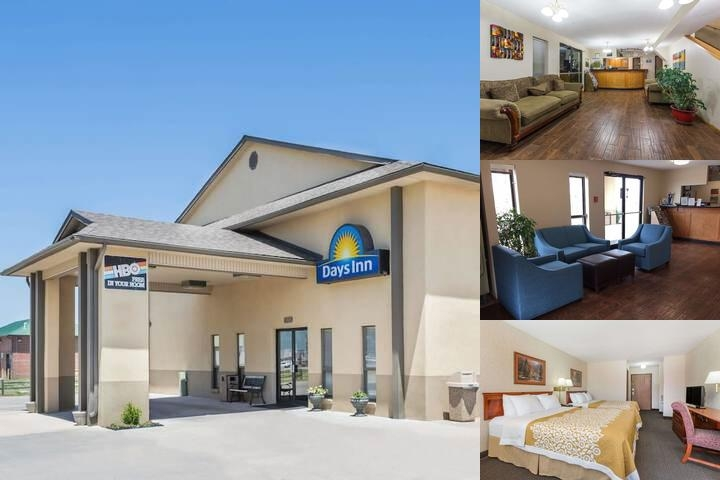 Days Inn by Wyndham Colby photo collage