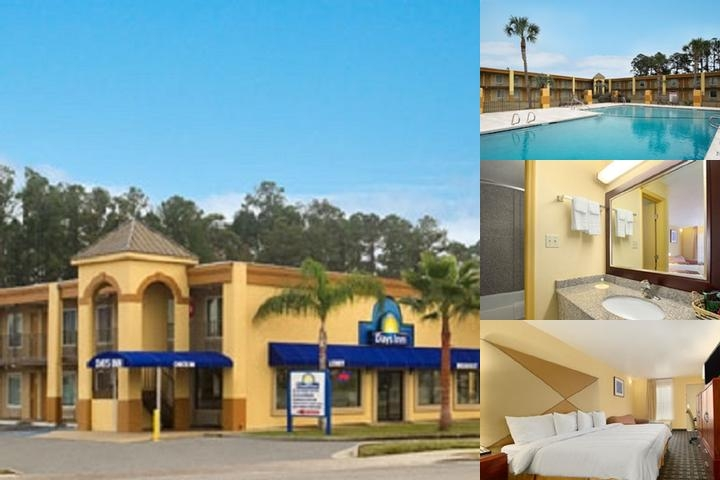 Days Inn by Wyndham Brunswick / st. Simons Area photo collage