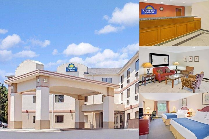 Days Inn & Suites by Wyndham Laurel Near Fort Meade photo collage