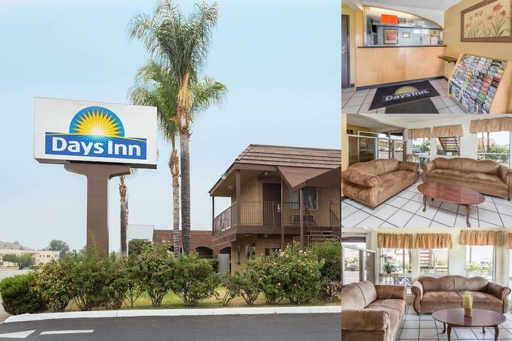 Days Inn by Wyndham San Bernardino photo collage
