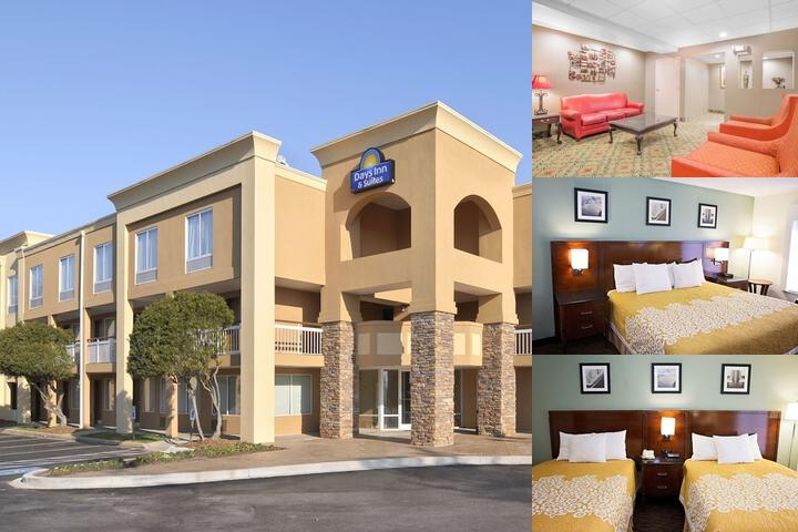 Days Inn by Wyndham Greenville photo collage