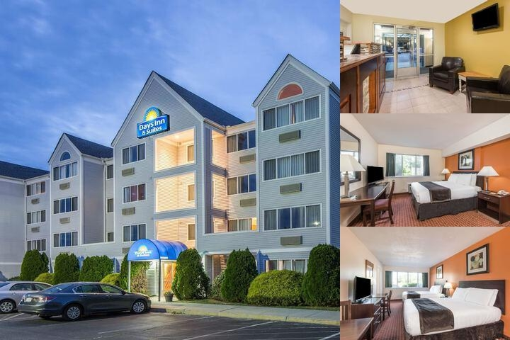 Days Inn & Suites by Wyndham Groton Near The Casinos photo collage