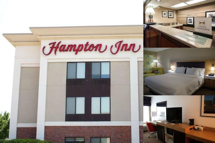 Hampton Inn Boise Airport photo collage