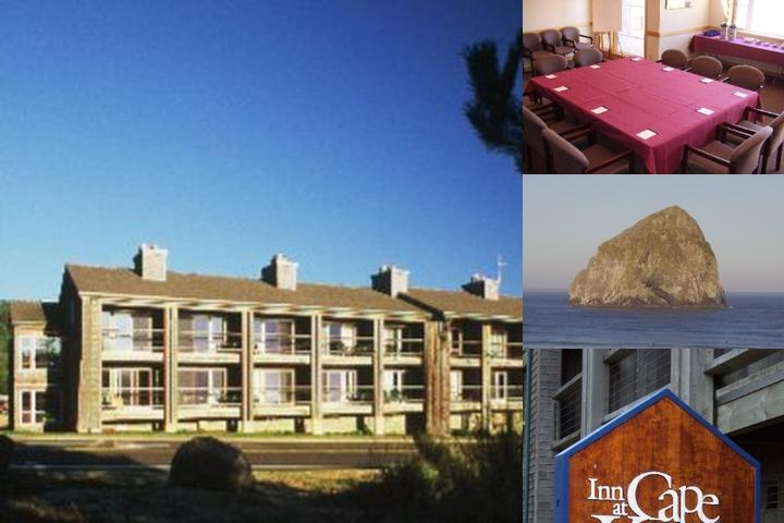 Inn at Cape Kiwanda photo collage
