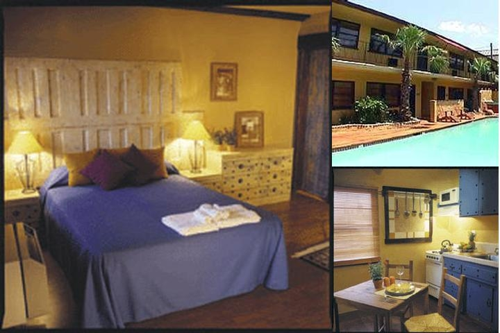 Burbank Furnished Apartments photo collage