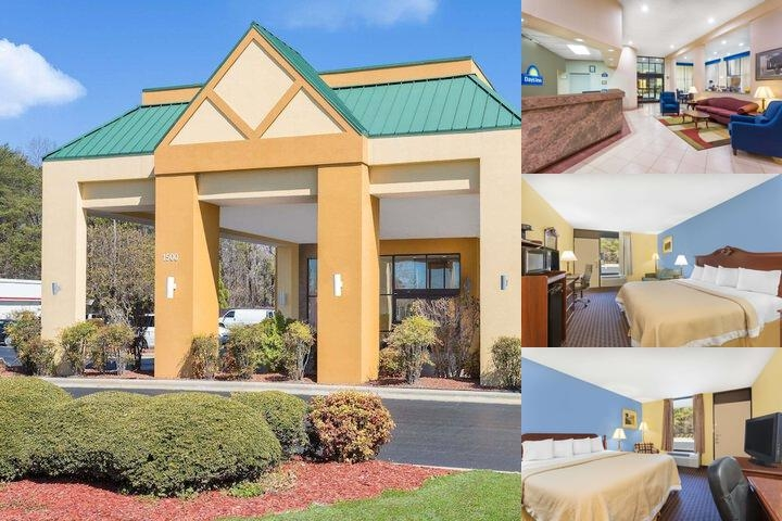 Days Inn by Wyndham Mocksville photo collage