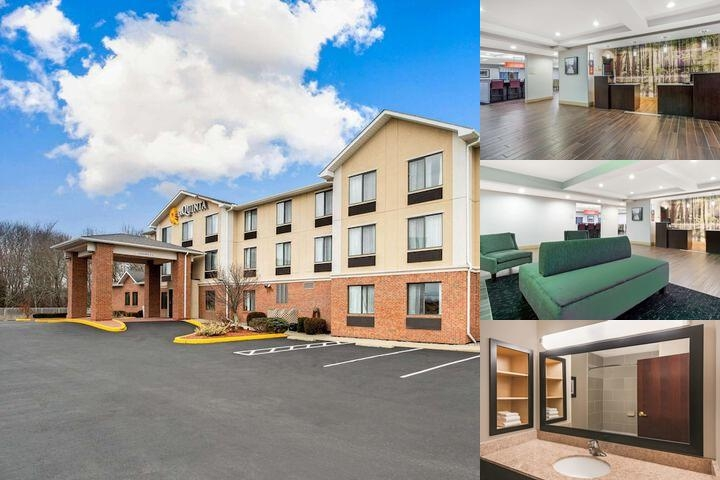 La Quinta Inn & Suites by Wyndham Norwich Plainfield Casino photo collage