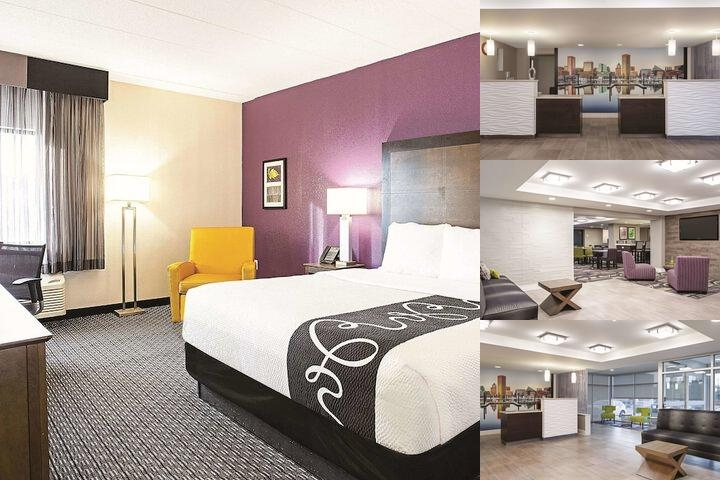 La Quinta Inn & Suites by Wyndham Baltimore N / White Marsh photo collage