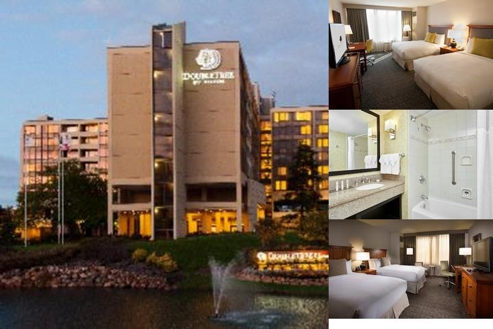 Doubletree by Hilton Chicago Oak Brook photo collage