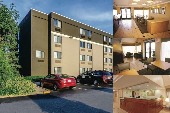 La Quinta Inn & Suites by Wyndham Warwick Providence Airport photo collage