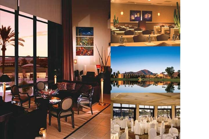 Millennium Resort Scottsdale photo collage