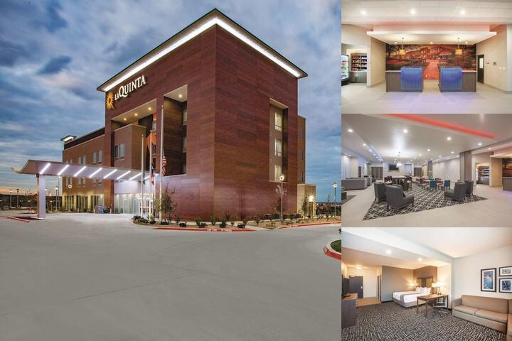 La Quinta Inn & Suites by Wyndham San Marcos Outlet Mall photo collage