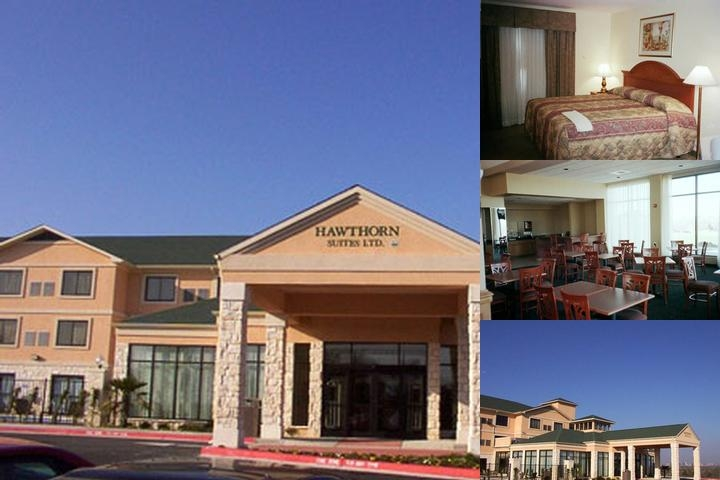 Hawthorn Suites Austin Airport photo collage