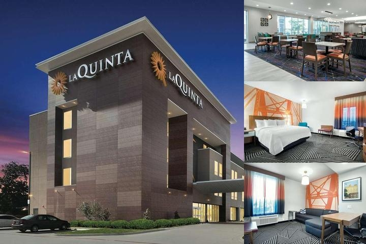 La Quinta Inn & Suites by Wyndham Waco Downtown Baylor photo collage
