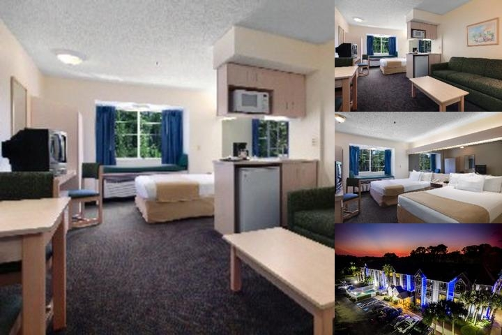 Microtel Inn & Suites by Wyndham Palm Coast photo collage