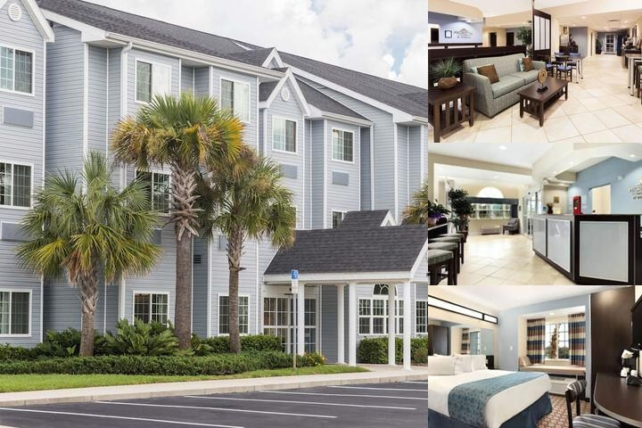 Microtel Inn & Suites by Wyndham Springhill / Weeki Wachee photo collage