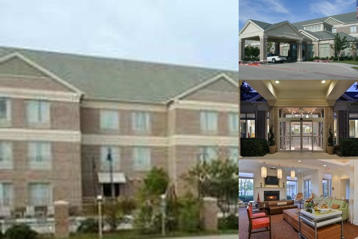 Hilton Garden Inn Addison photo collage