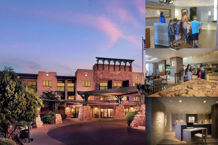 Hilton Sedona Resort at Bell Rock photo collage