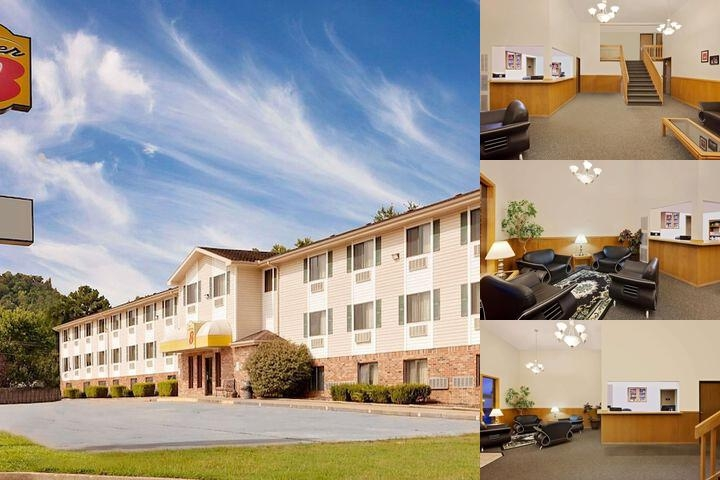 Super 8 by Wyndham Fayetteville photo collage