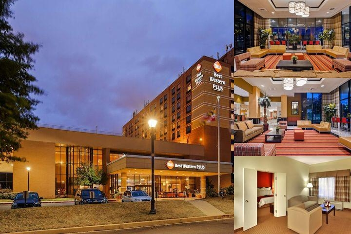 Best Western Plus Hotel & Conference Center photo collage