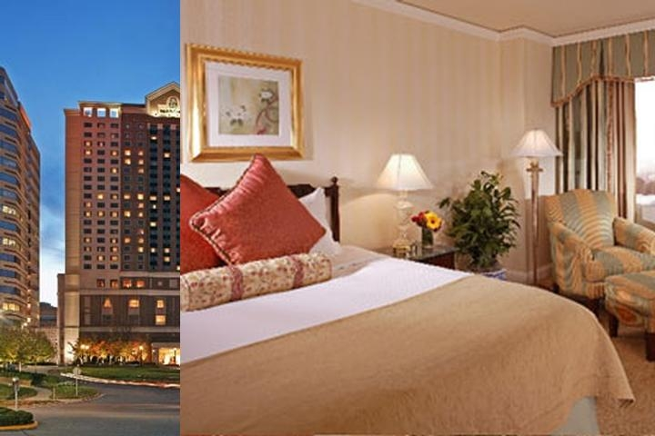 The Ritz Carlton Tysons Corner photo collage