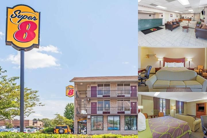 Super 8 by Wyndham Manassas photo collage