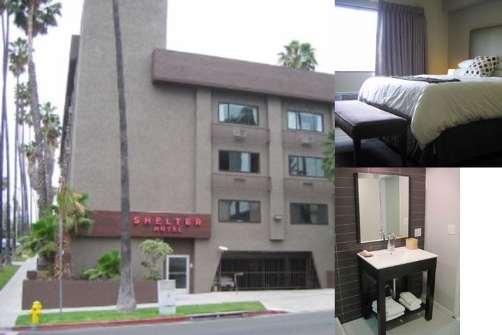 Days Inn Los Angeles photo collage