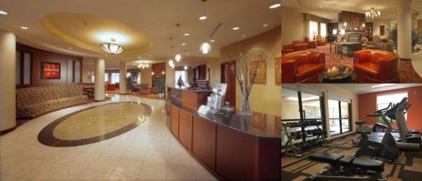 Courtyard by Marriott Hamilton photo collage