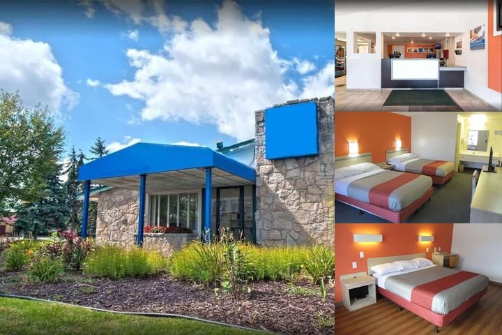 Travelodge by Wyndham Lansing photo collage