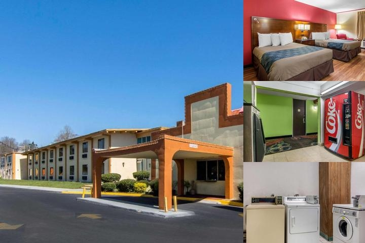 Travelodge by Wyndham Forsyth photo collage