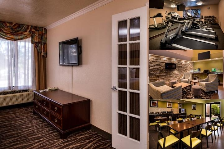 Best Western Airport Albuquerque Innsuites Hotel photo collage