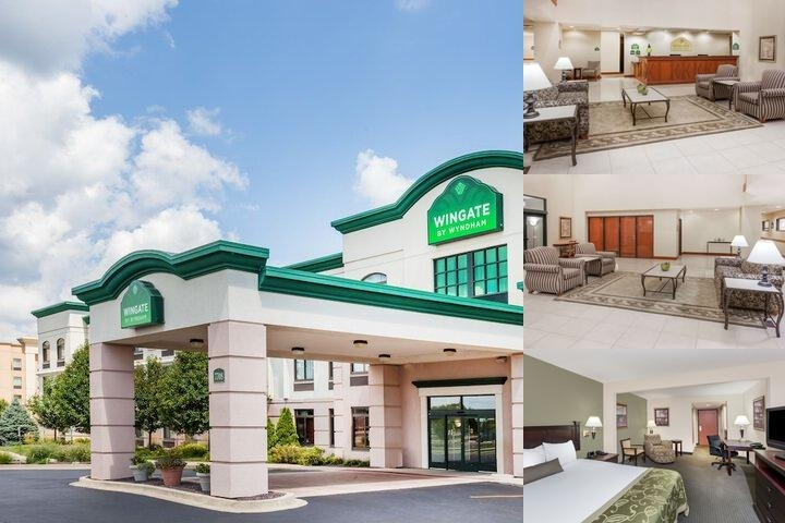 Wingate by Wyndham Peoria photo collage