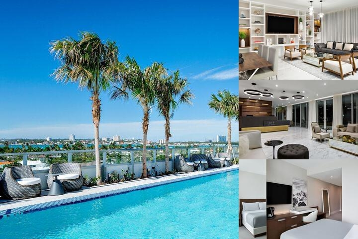 Tryp by Wyndham Miami Bay Harbor photo collage