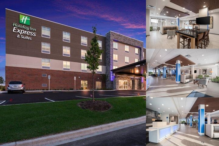 Holiday Inn Express & Suites Hoffman Estates Il photo collage