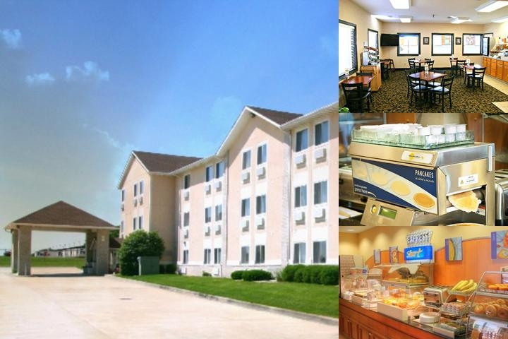Comfort Inn & Suites Near Route 66 photo collage