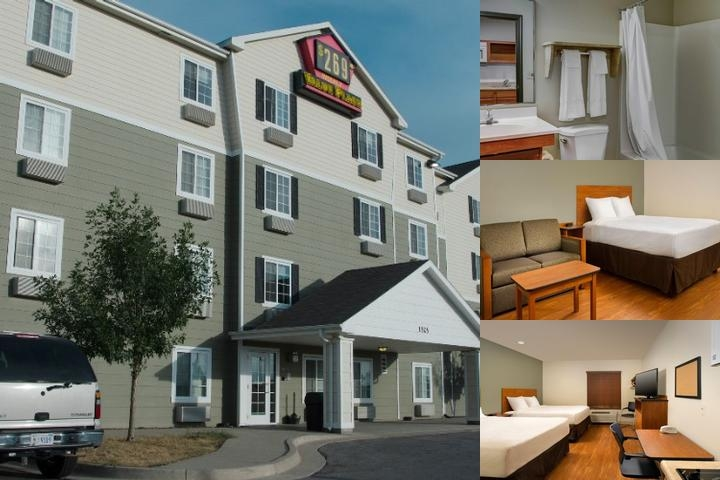 Woodspring Suites Louisville Clarksville photo collage