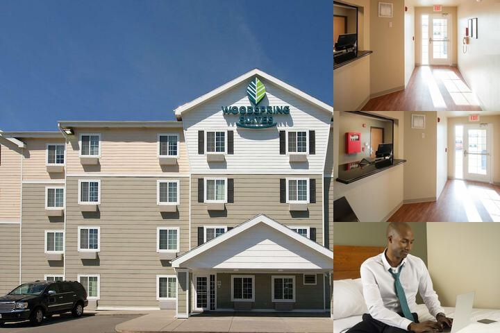 Woodspring Suites Junction City photo collage