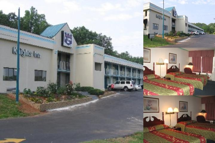 Econo Lodge Charlotte Airport Area photo collage