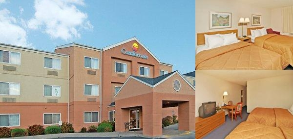 Comfort Inn Dtwn Near Lake photo collage