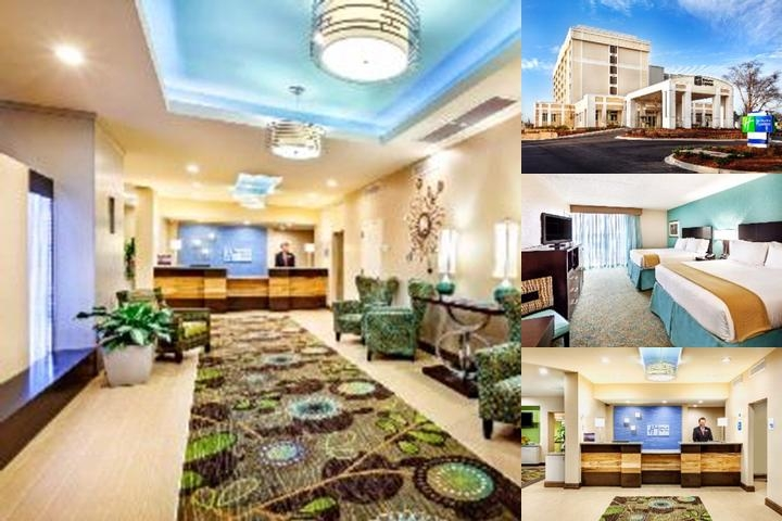 Holiday Inn Express Charleston Downtown photo collage