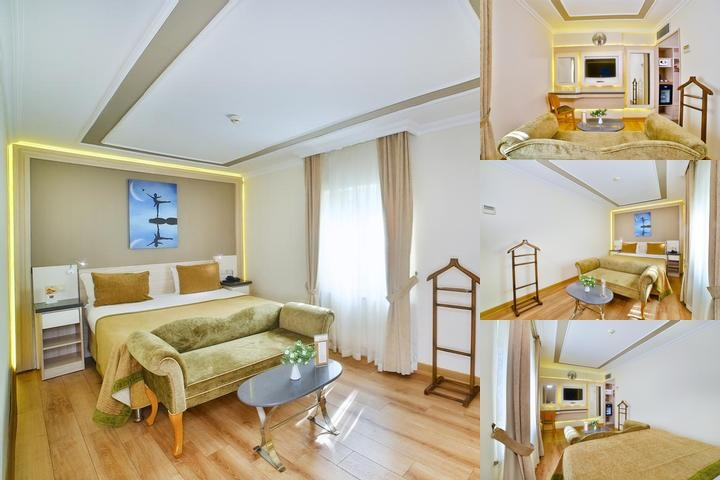 Hotel Bulvar Palas photo collage