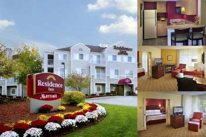 Residence Inn by Marriott Boston Westborough photo collage