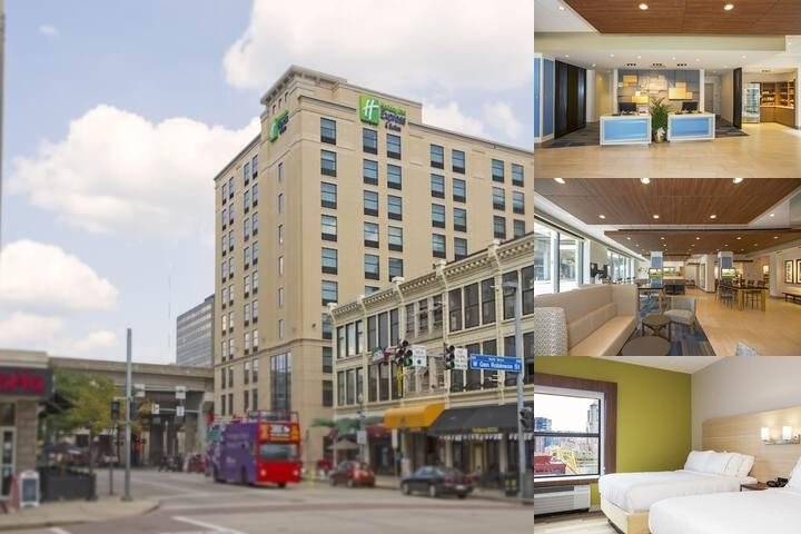 Holiday Inn Express North Shore photo collage