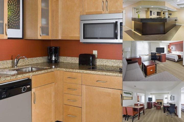 Canton Residence Inn photo collage