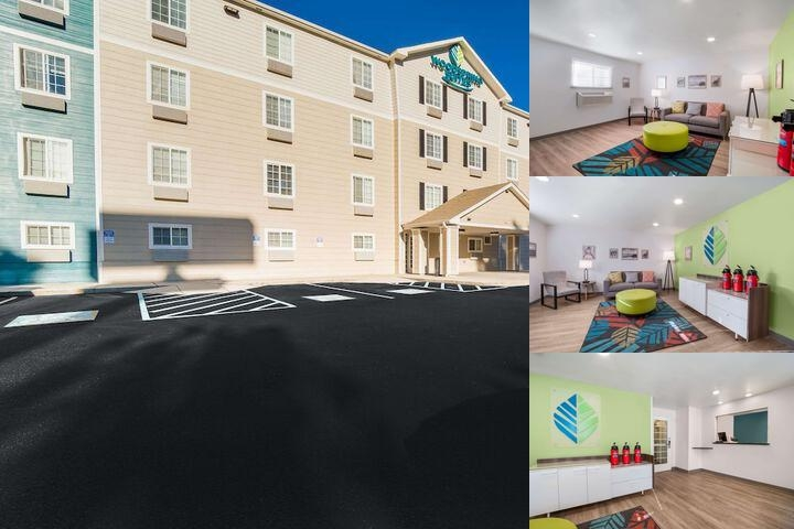 Woodspring Suites North Charleston I526 Airport photo collage